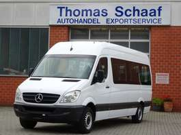 veículo comercial ligeiro de transporte de cadeiras de rodas Mercedes Benz Sprinter 311 Cdi Maxi Flex-i-Trans 9 Sitze Lift 2008