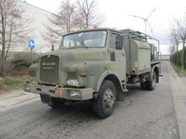 cisternové vozidlo MAN 12.136 4X4 1976