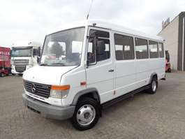 minivan - passenger coach car Mercedes Benz Vario 814 + Manual + 23+1 seats 2005