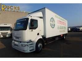 closed box truck Renault 270 dci Midlum + Manual + Lift + 300.000KM 2005