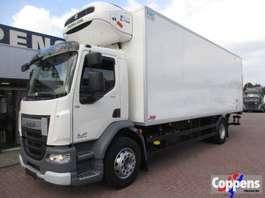 camion refrigerato DAF LF 310 18 ton Koel/Vries+Klep Euro 6 2016