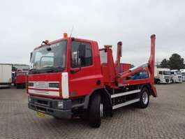Container-LKW DAF CF 65.240 + MANUAL + Portal system + PTO 2000