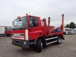 контейнеровоз DAF CF 65.240 + MANUAL + Portal system + PTO 2000