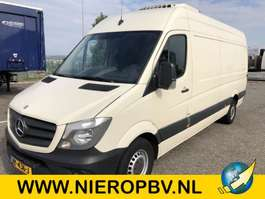refrigerated van Mercedes Benz sprinter 316cdi l3h2 koel- vries wagen 2014
