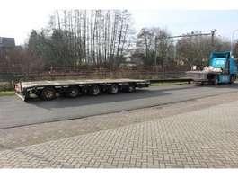 semi lowloader semi trailer Faymonville 5-ass. Uitschuifbare semi dieplader // 5x gestuurd 2011