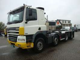 Container-LKW Ginaf 4241  cf 380 2006