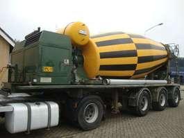 návěsný míchač betonu Bulthuis 3asser 15m3 2003
