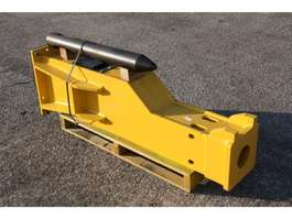 crusher and hammer attachment Mustang MB1500 2020