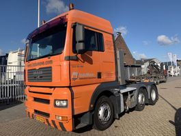 cab over engine MAN TGA 26.390 6x2 Manual Gearbox 2006