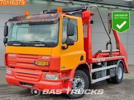 container truck DAF CF75.250 4X2 Manual Steelsuspension Euro 5 2008