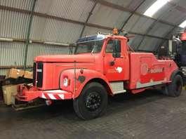 camion di traino-recupero Scania L110 1971