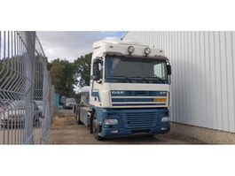closed box truck > 7.5 t DAF daf xf 430 2004