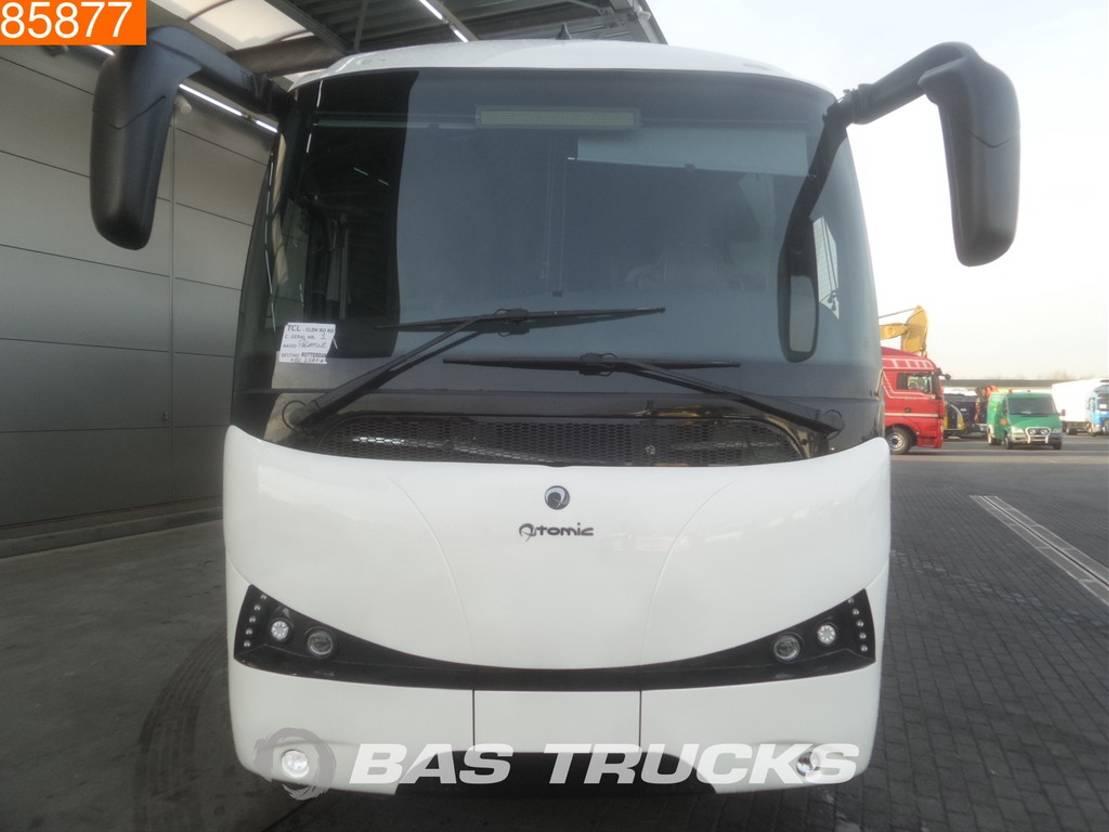 autobus turystyczny Renault Atomic 4X2 One year or 100.000 Kilometers warranty