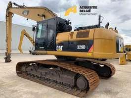 escavadora de rastos Caterpillar 329D Long Reach 2011