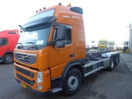 container truck Volvo 460 EEV 6X2 Euro 5 , Cable 25 Ton, TUV 05/2020 2011