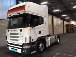 caminhão trator Scania SCANIA 164 580 TOPLINE !!!! 2004