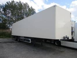 semi-remorque réfrigérée Tracon T.O.S 1218 gestuurd / Laadklep 2006