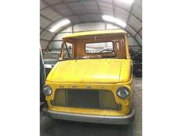 camião reboque de recuperação Opel Blitz 1961