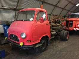 camião reboque de recuperação Hanomag Markant 1966