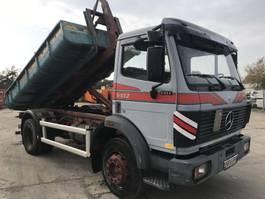 container truck Mercedes Benz SK 1417 **BELGIUM TRUCK-TOPSHAPE** 1990