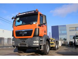 container truck MAN TGS 33.440 BB 2010