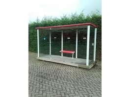 taxi bus bushalte
