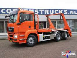 container truck MAN TGS 28.400 6x2 Euro 5 2008