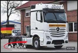 tracteur poids lourd Mercedes Benz 2858 LS 6X4 F 16 Big Space, 120 t.,Schwerlast 6x4 2015