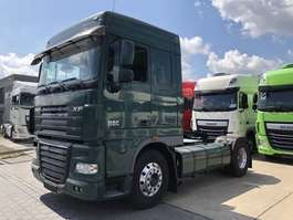 trattore stradale DAF XF105.510 SC, Intarder, TOP ZUSTAND 2012
