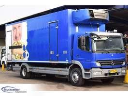 refrigerated truck Mercedes Benz Atego 1623, Carrier 950 MT, Multi temp, Euro 3, Truckcenter Apeldoorn 2007