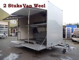autobus turistico Van Weel VW3500L  35-WD-TL & 10-WD-VV  Tandemas Gesloten - Fietsen Aanha... 2009