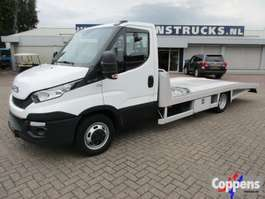 loading ramp - car transporter lcv Iveco Daily 40 C 15 3.0L Oprijwagen 2014