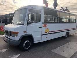 autobus turistico Mercedes Benz 0814 - 20 PERSONEN 2004