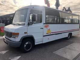 tourist bus Mercedes Benz 0814 - 20 PERSONEN 2004