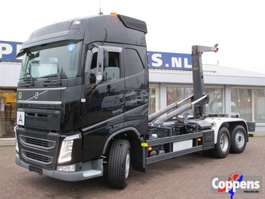 camion portacontainer Volvo FH 13.460 6X2 Euro6 Haakarm 2015