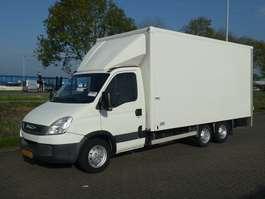 closed box trailer Veldhuizen HS GVO 2010
