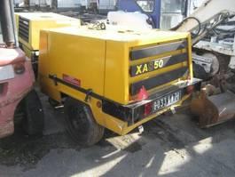 compresseur Atlas Copco XAS 50 1988