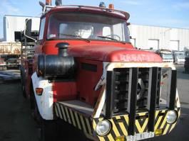 camion remorquage-récupération Berliet GLM 1964