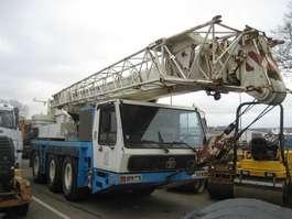 rough terrain crane Krupp kmk 3045 1992