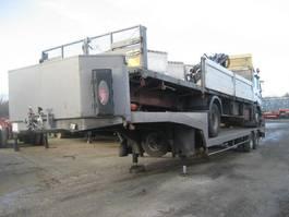 lowloader semi trailer Kaiser Non spécifié 1987