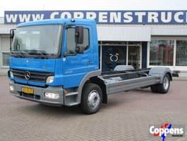 chassis cab truck Mercedes Benz 1218 L 2007