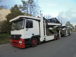 car transporter truck Mercedes Benz 2536 LL MIDLIFT 2007