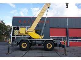 rough terrain crane Grove RT600E RT650E 2002