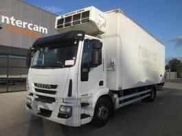refrigerated truck Iveco ML140E25 KLIMA E5 2009