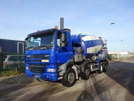 camion betoniera DAF 85 CF 360 8 X 4 EURO 5 !!! 2008