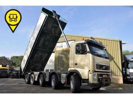 tipper truck Volvo FH460 10X4 KIPPER 473.525KM 2012