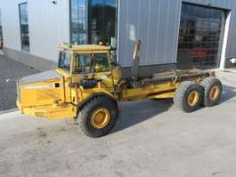 camion à benne sur roues Volvo A25C Haakarm systeem 1996