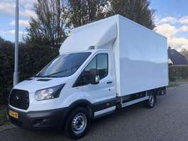 closed box lcv < 7.5 t Ford Transit Bakwagen 130pk, Laadklep, Spoiler, 1000KG laadvermogen 2017
