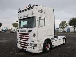 trattore stradale Scania R 500 Topline V8 Retarder Leder Euro 5 2013