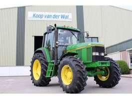 farm tractor John Deere 6600 PQ 1995